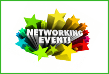 Networking for freelancers at events.