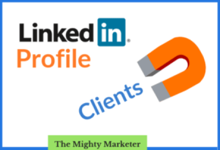 LinkedIn profiles for freelancers