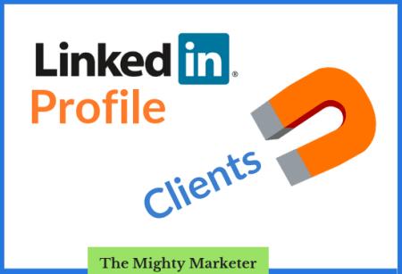 LinkedIn profiles for freelancers