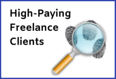 Choose your clients for freelance success