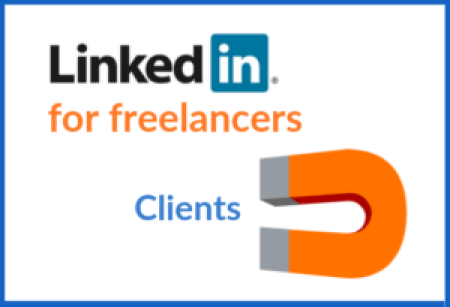 A client-focused LinkedIn profile leads to freelance success