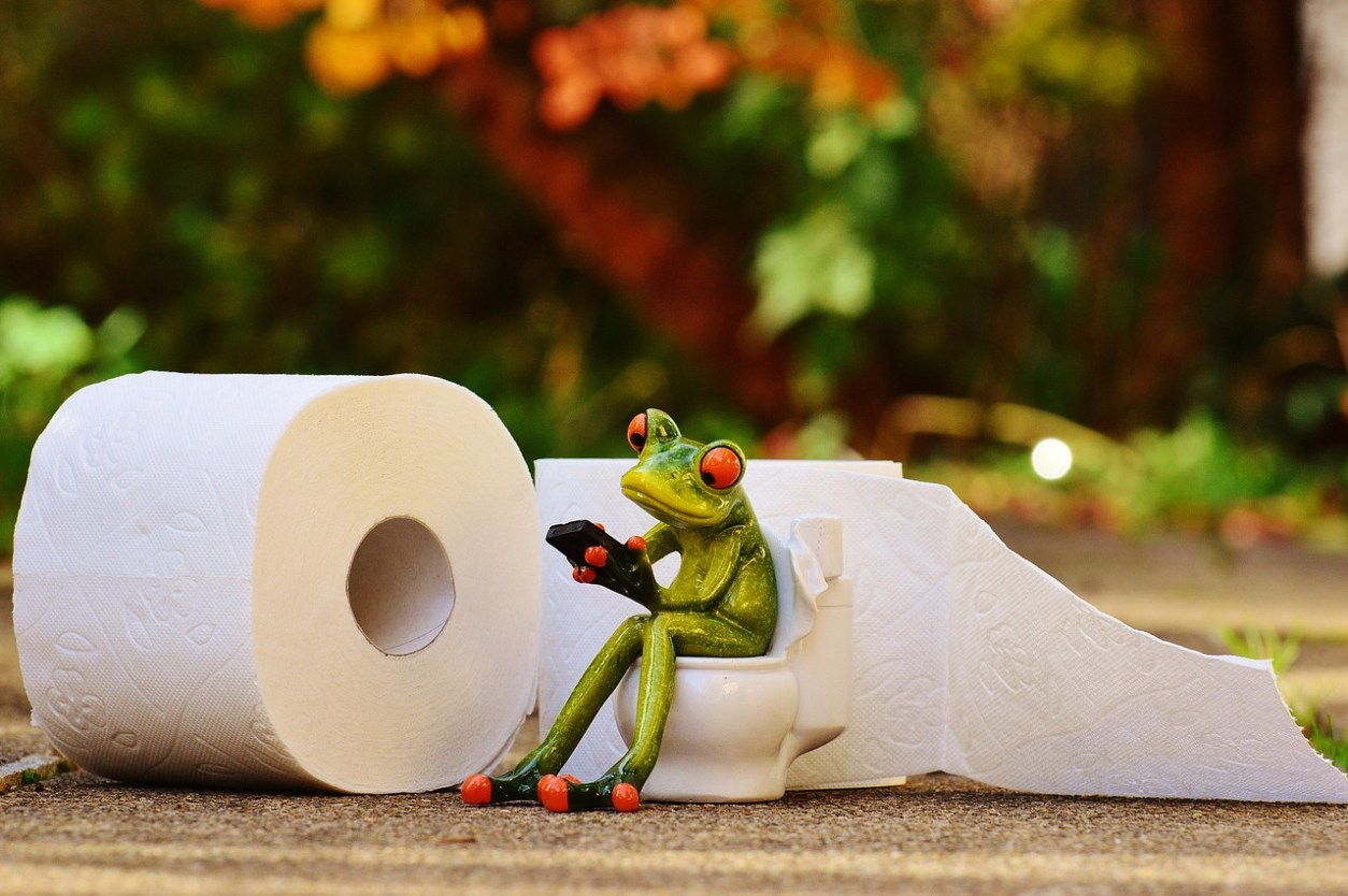 About toilet paper and other stuff ~ The Mighty Women