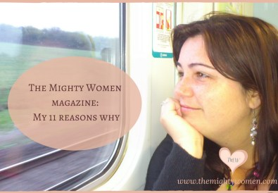The Mighty Women magazine ~ Daniela Pesconi-Arthur