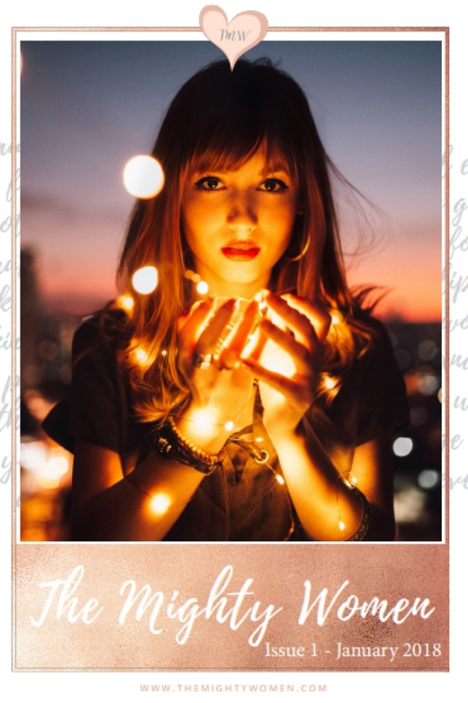 The Mighty Women Magazine ~ Daniela Pesconi-Arthur