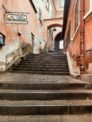 Things to do in Sibiu - goldsmith's square passage