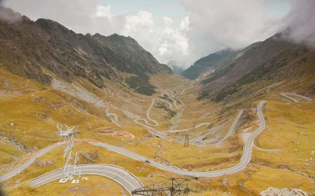 Transfagarasan Highway, one of the most beautiful roads in Romania - know before moving to Romania