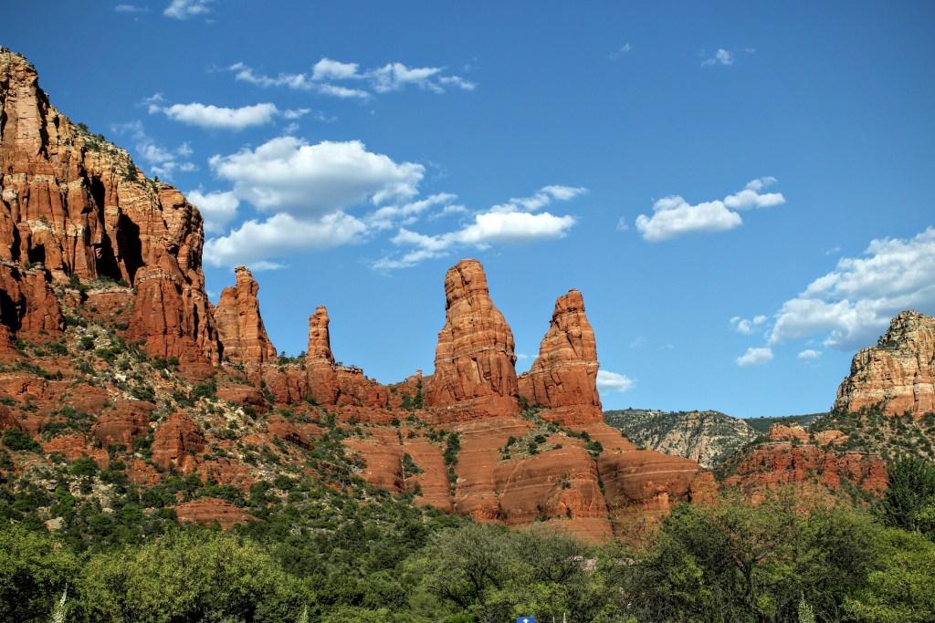 Red Rocks in Sedona, Arizona