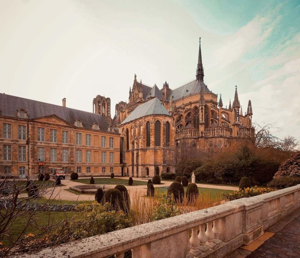 Reims Palais du Tau