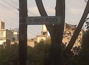 Calle Rio Poo
