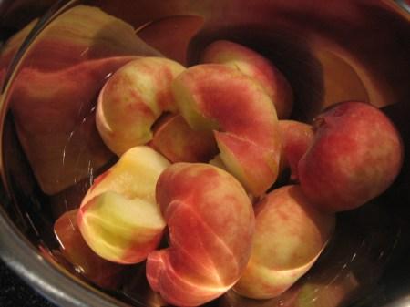 Mmmm... peaches