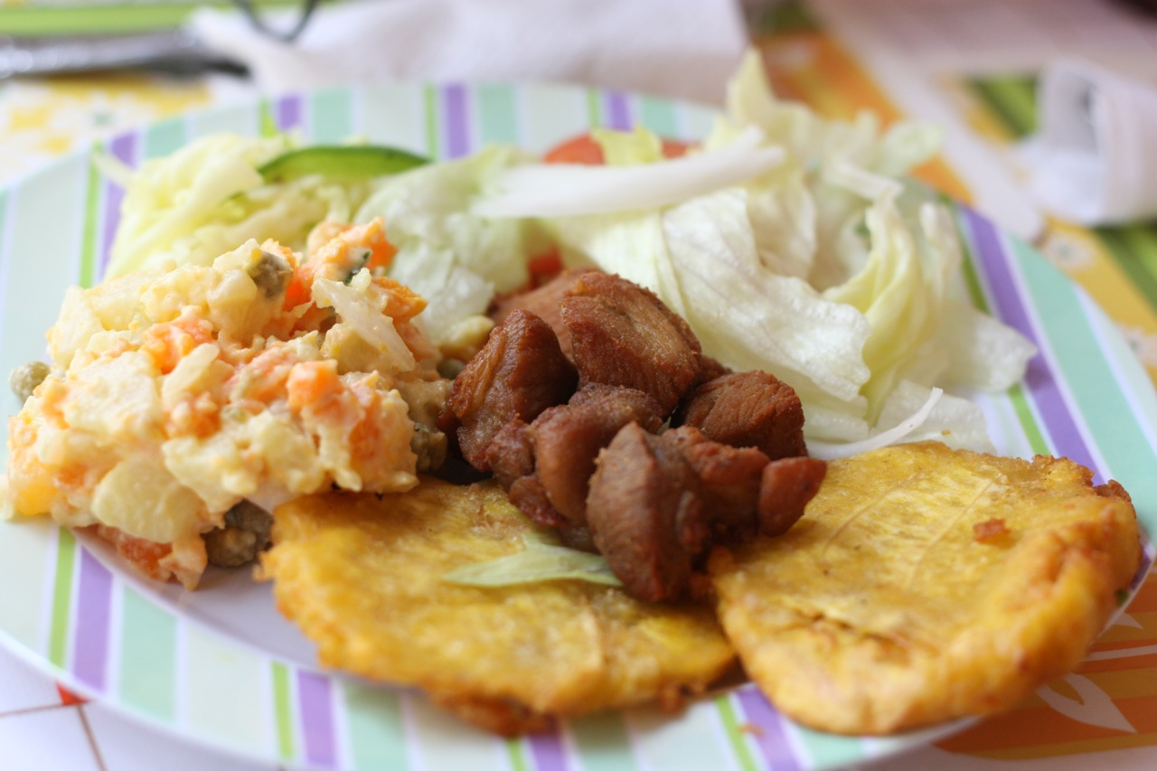 New Years Food In Chile