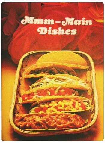 1970s Tacos for Dinner