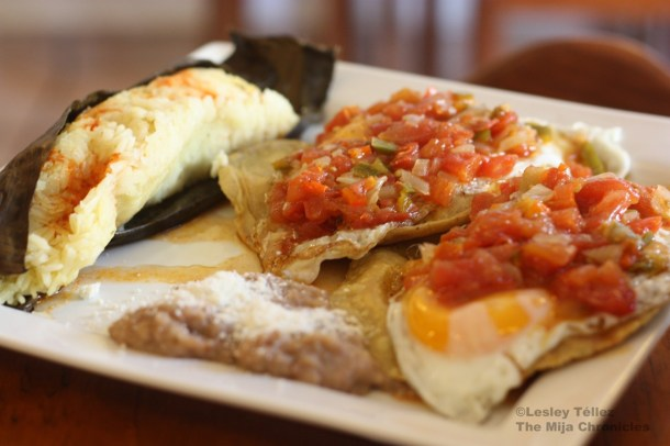 Mexico breakfast