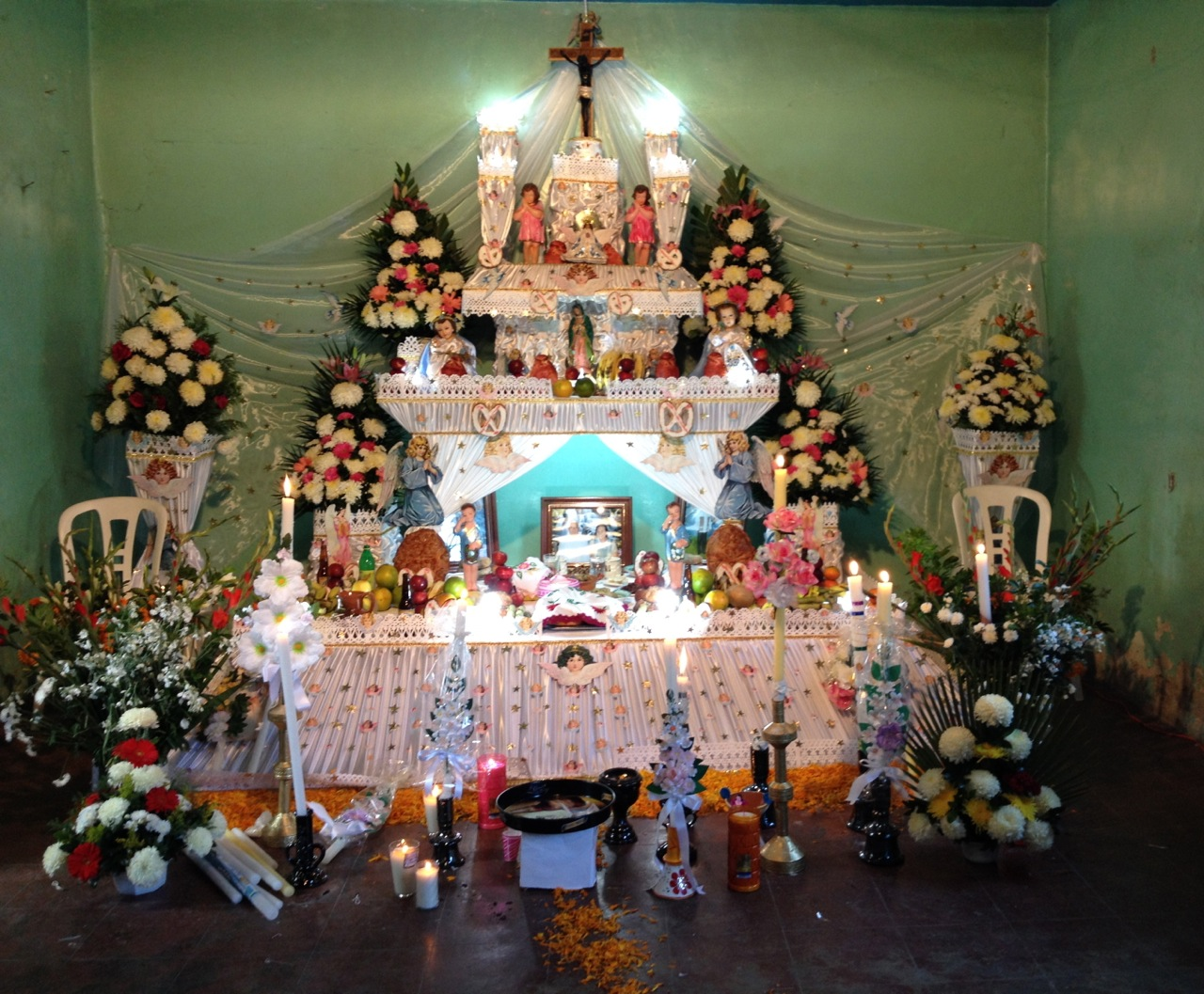 Day Of The Dead Altars In Atlixco And Huaquechula Puebla