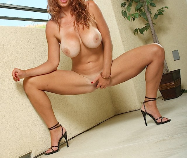 Horny Gorgeous Milf With Big Round Boobs Stripping And Teasing With Her Perfect Body