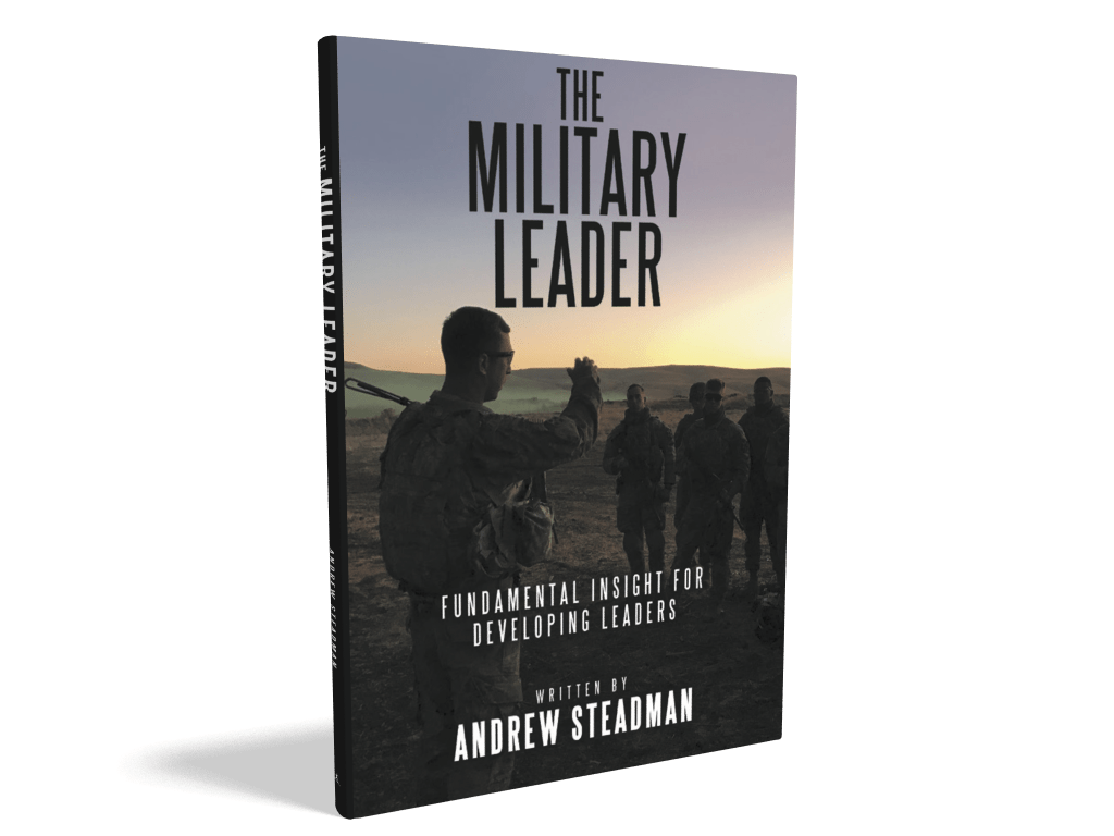 Quote Page The Military Leader