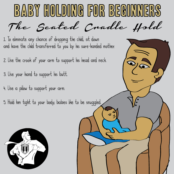 How to Hold a Baby
