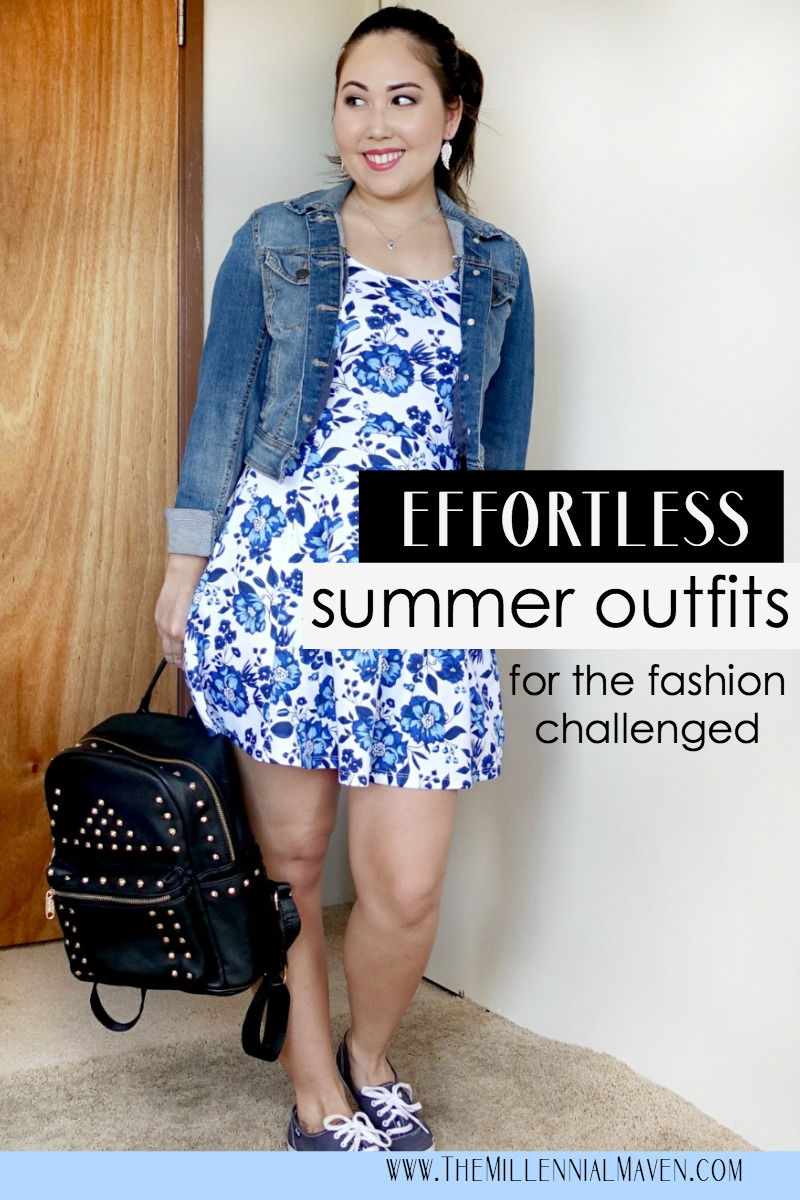 1d4907d3f58 3 Effortless Summer Outfits For Fashion Challenged Boss Las