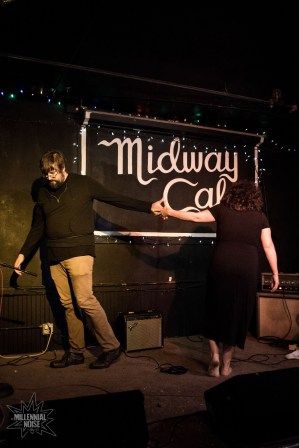 Paul Hansen & Amy Cook, All Together Now | Midway Cafe, JP