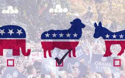 Politically Divided, Divinely United