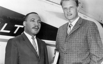 Billy Graham, Guns and a Post-Christendom Church