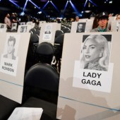 Everything is ready for the 61st Grammy Awards at the Staples Center tonight