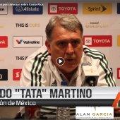 """En conferencia Gerardo """"Tata"""" Martino habla sobre la victoria en penales de la Seleccion Mexicana ante los Ticos…S1C14"""