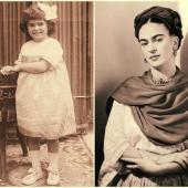 Un día como hoy hace 108 años, nació Frida Kahlo