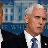 Trump nombra a VP Pence para liderar la respuesta al coronavirus