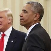 Obama llama a la respuesta pandémica de coronavirus de Trump 'desastre caótico absoluto'