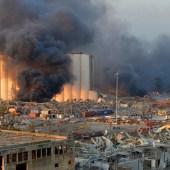 Líbano: al menos 78 muertos mientras una gran explosión sacude Beirut…