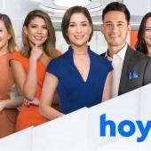 GRAN ESTRENO DEL NUEVO PROGRAMA MAÑANERO DE TELEMUNDO 'HOY DÍA'