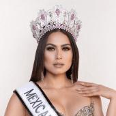 Alma Andrea Meza (México), Ganadora de Miss Universo 2020.