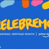 Amazon Prime Video tendrá una página para honrar y celebrar el Mes de la Herencia Hispana…