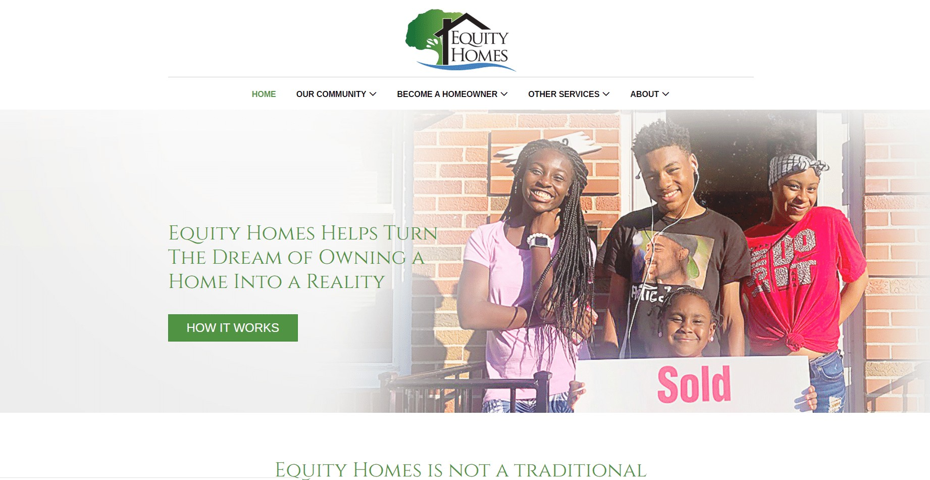 Equity Homes St. Louis