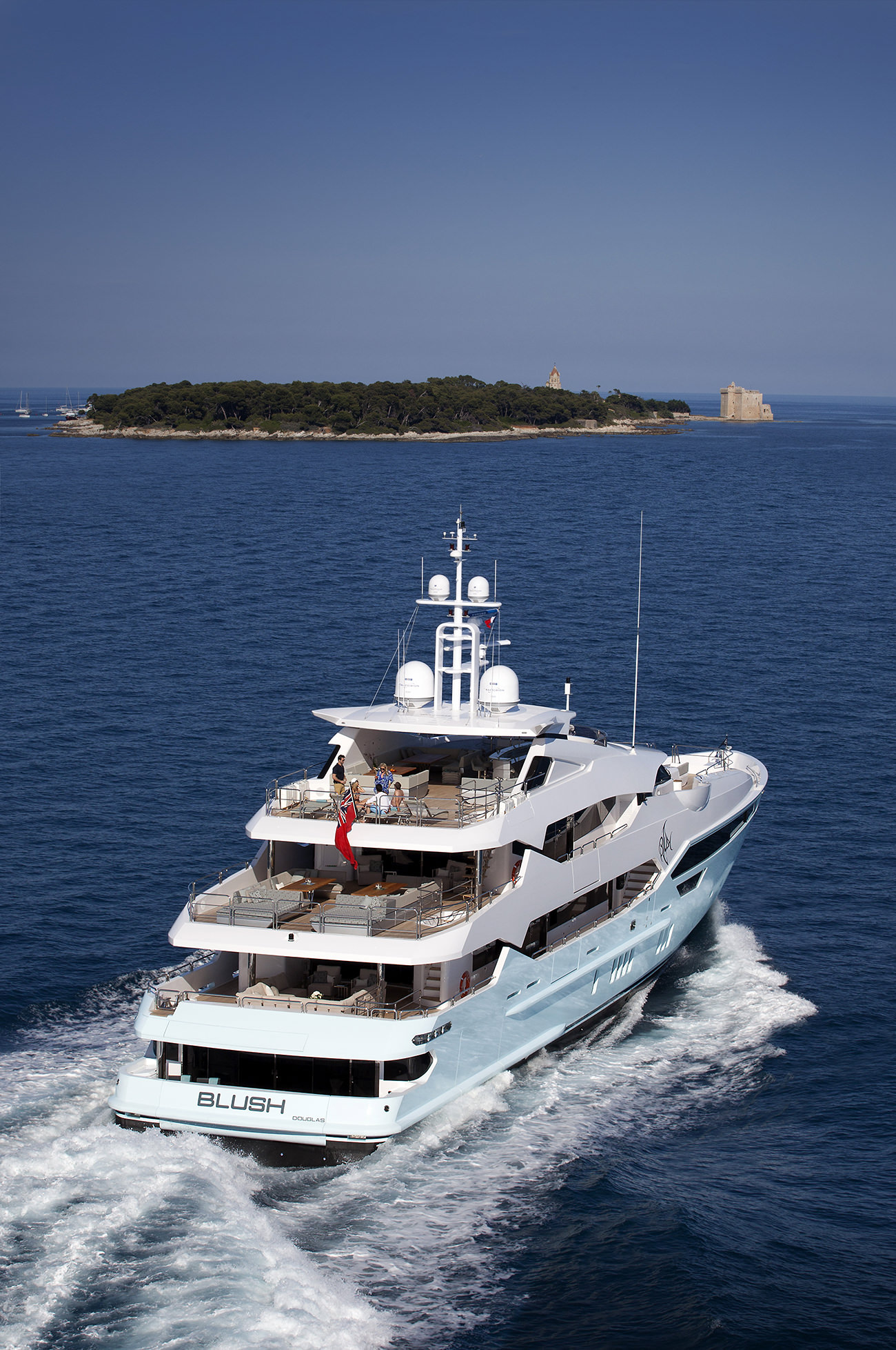 Sunseekers Flagship 155 Yacht