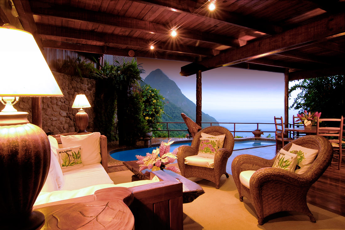 Ladera Resort In St Lucia The Perfect Romantic Hideaway