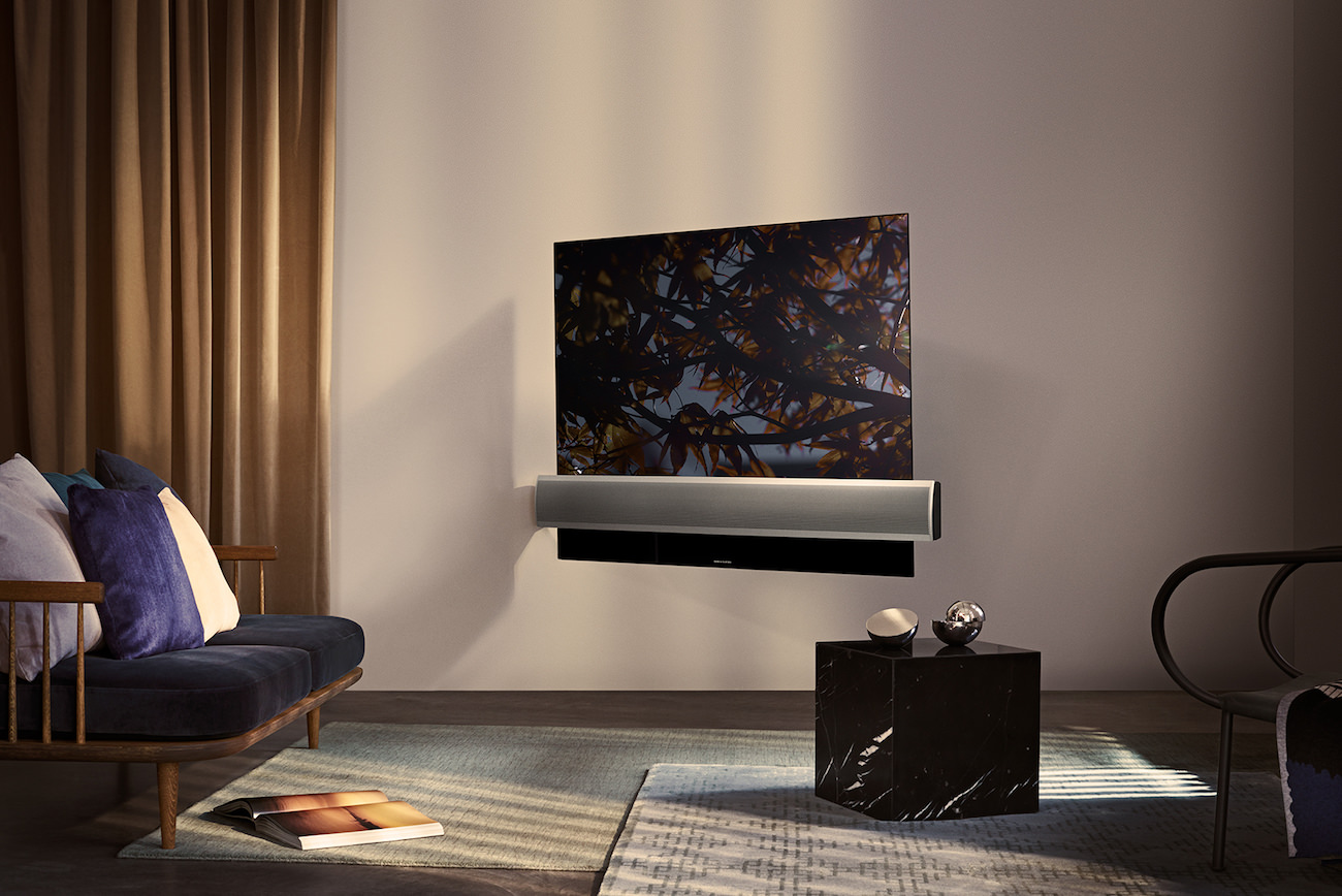 Lg Creates Beovision Eclipse With Bang And Olufsen Thin And Powerful