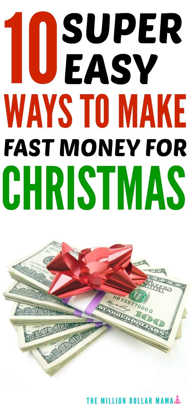 Extra money from home, extra money for Christmas, side hustles from home
