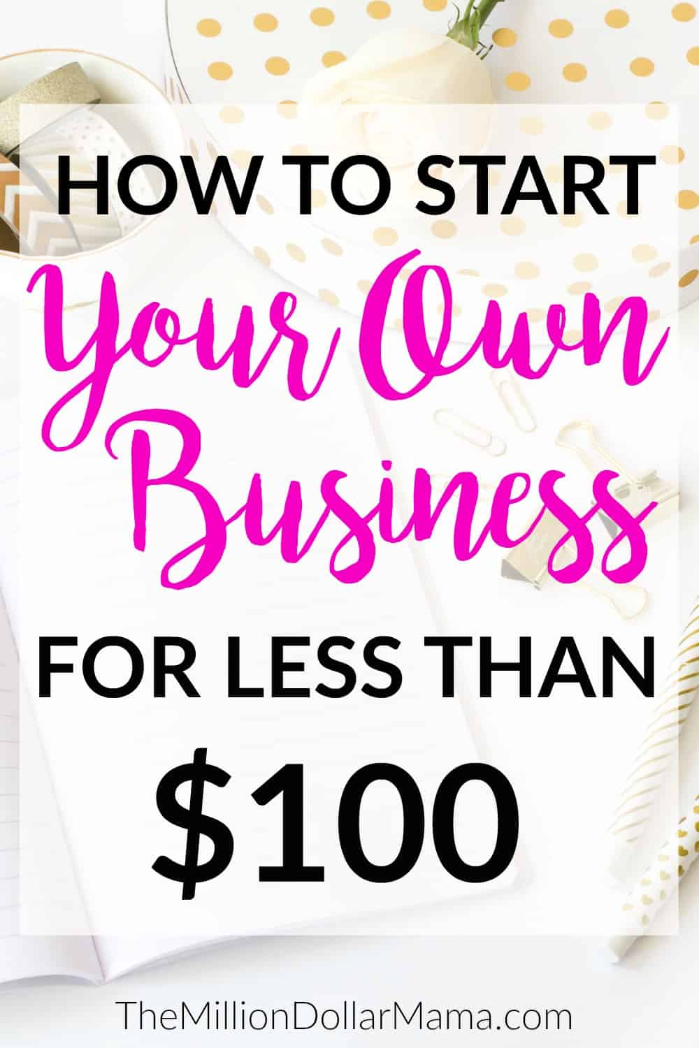 Low Cost Business Ideas Are You A Sahm Who Wants To Make Money From Home