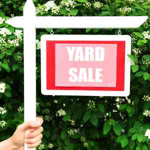 10 Tips To Help Sell More Stuff At Your Yard Sale