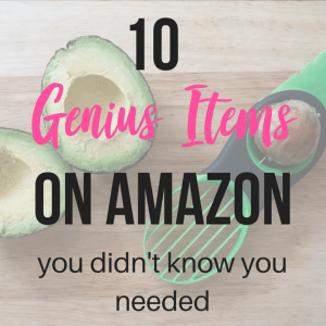 10 Genius Products on Amazon You Didn't Know You Needed