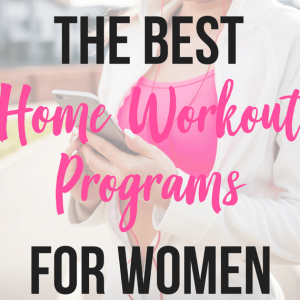 The Best Home Workout Programs to Lose Weight