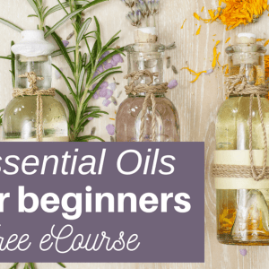 Free Online Essential Oils Course for Beginners