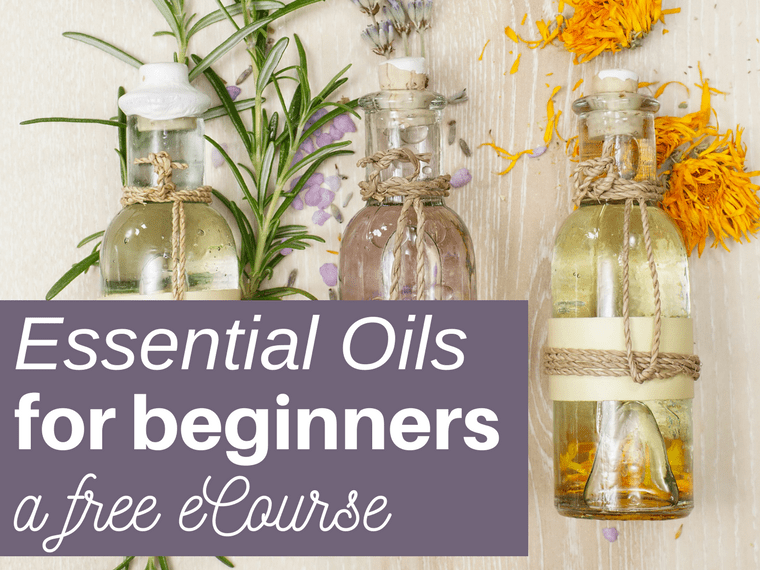 Free online course on essential oils for beginners