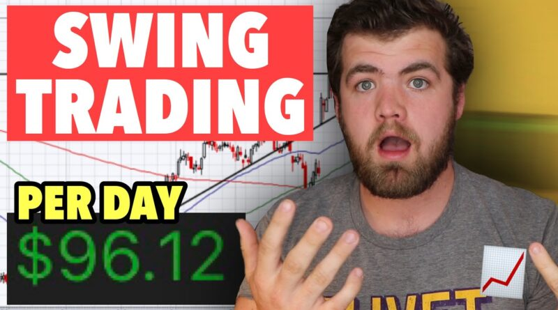 How to Make $100 Per Day From Swing Trading Stocks – The ...
