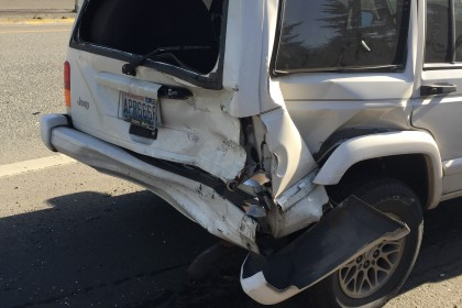 Jeep Wreck