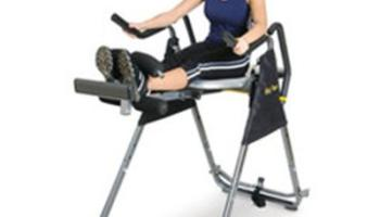 Inversion Machine And Roman Chair