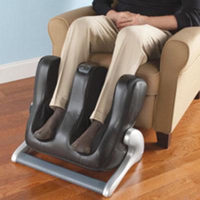 The Circulation Enhancing Lower Leg Massager