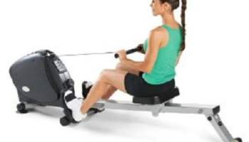 LifeSpan Fitness RW1000 Fold Away Rowing Machine